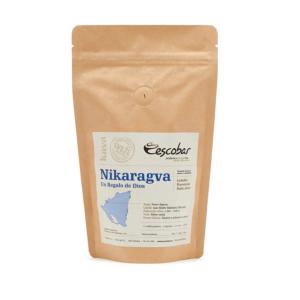 Specialty kava s poreklom Nikaragva UN REGALO DE DIOS