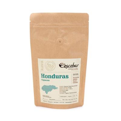 Specialty kava s poreklom Honduras Capucas