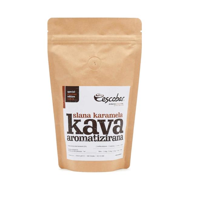 Aromatizirana kava SLANA KARAMELA