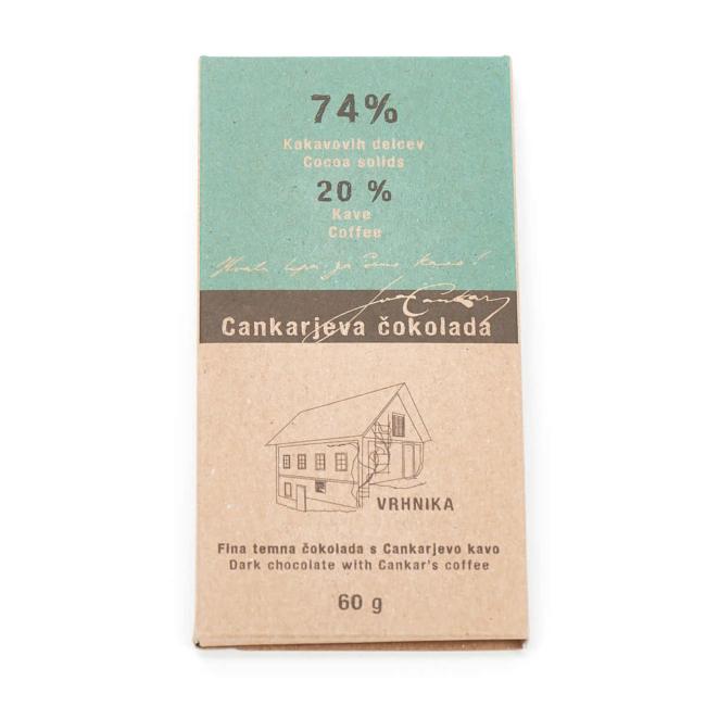 Cankarjeva čokolada