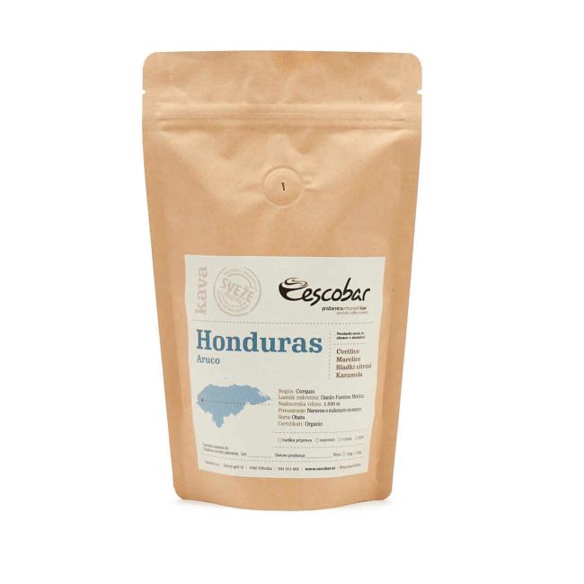 Specialty kava s poreklom Honduras ARUCO