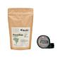 Darilni paket Kavni duet, ki vsebuje kavo in kavni piling