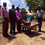 Vodilni člani zadruge Usongwe