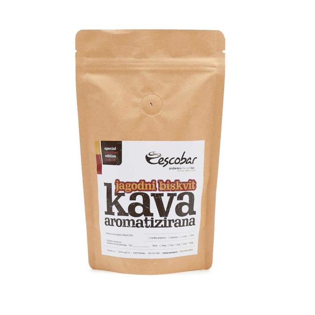 Aromatizirana kava Jagodni biskvit