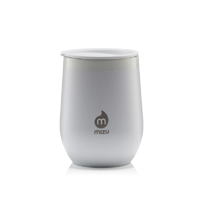 Mizu termo Coffee to-go lonček 330 ml - bela barva