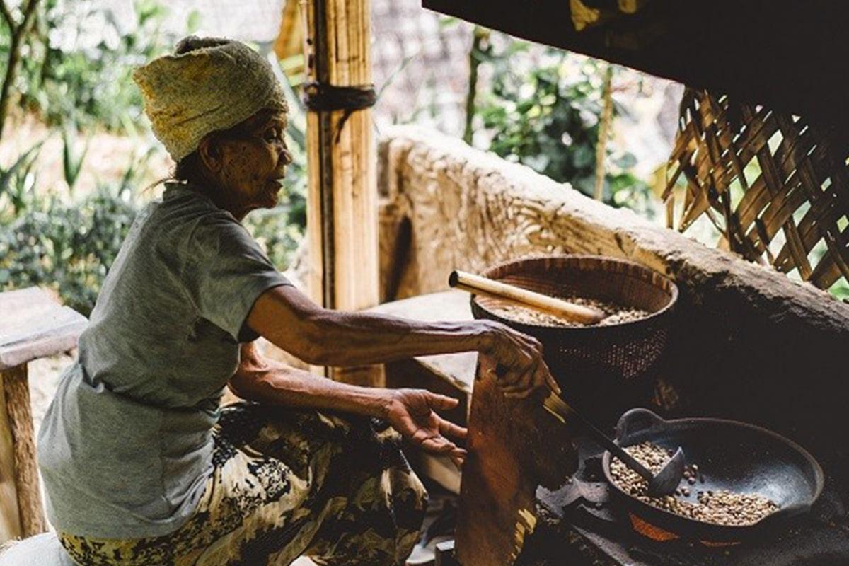 Indonezija SUMATRA MANDHELING